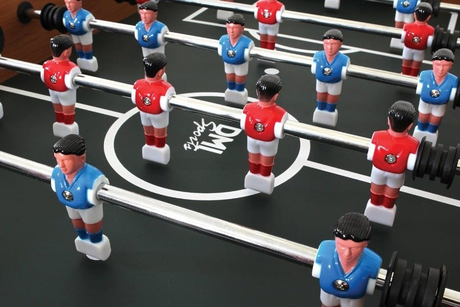 American Legend Charger Foosball