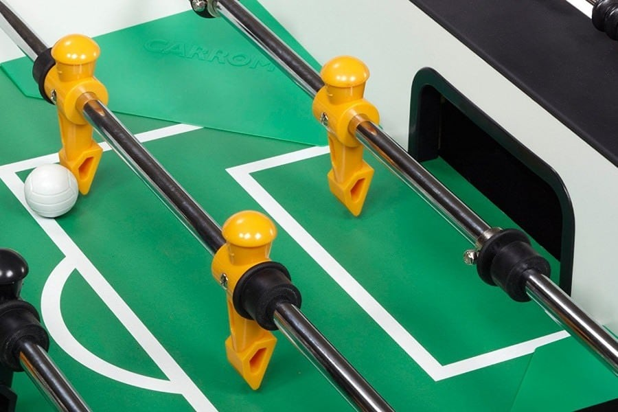 Carrom Signature 55 Foosball Table Review