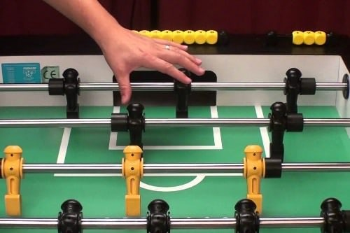 Defensive Tips for Foosball