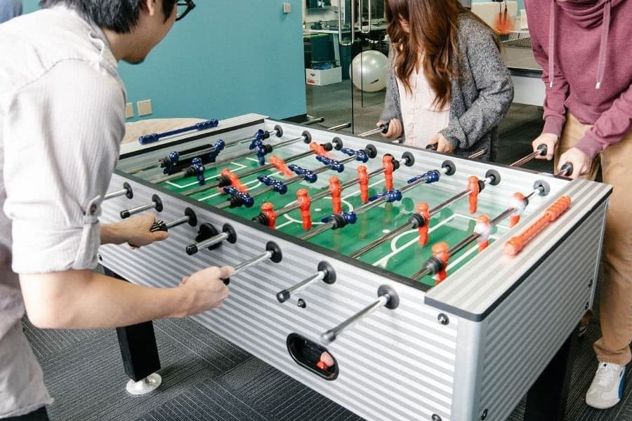 Everything you need to know about foosball