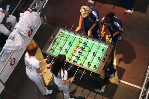 Foosball International Tournament