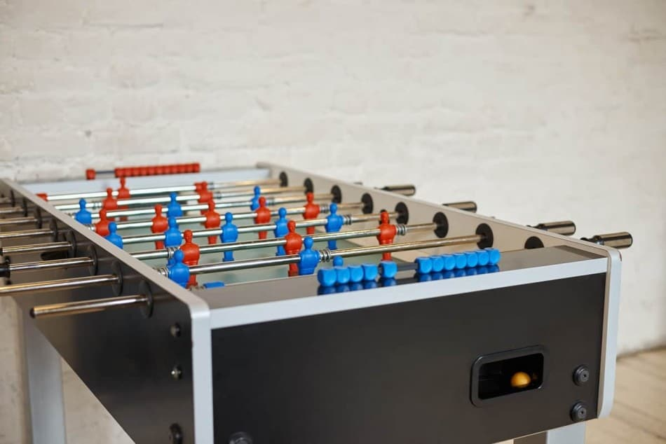 A Complete Guide to Buying a Used Foosball Table - getfoosball.com