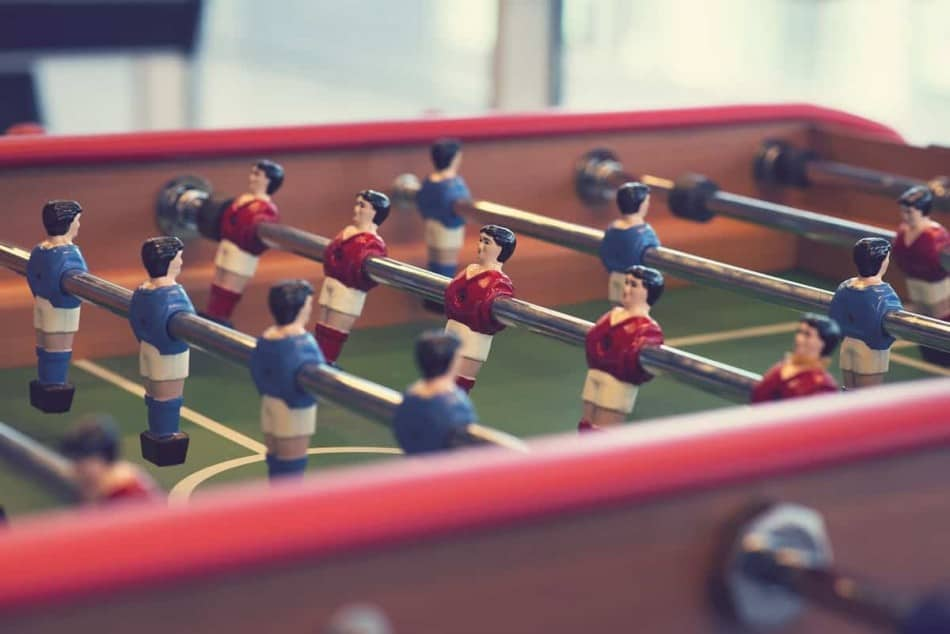 Best Tabletop Foosball Table - getfoosball.com