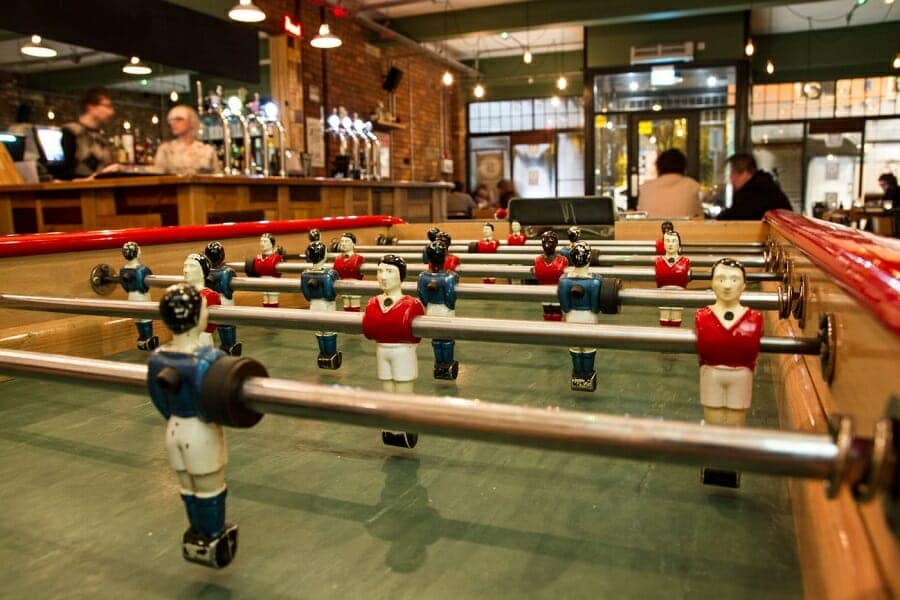 The 8 Top Foosball Bars In The United States