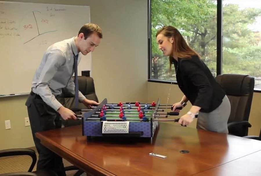 Sport Squad FX40 Foosball Table Review