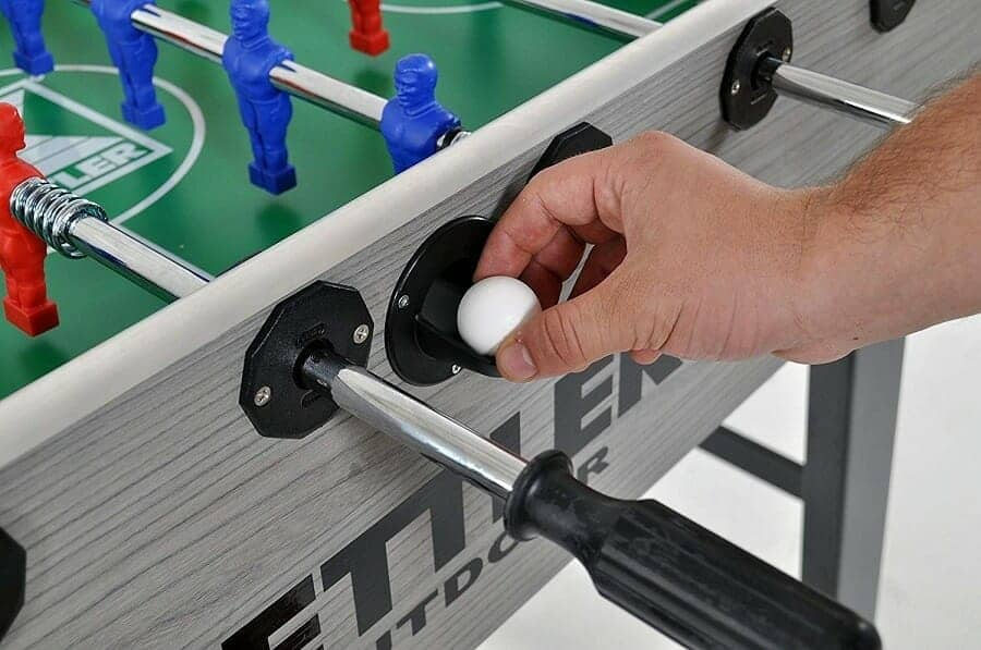 Kettler Montecristo Outdoor Foosball Table Review
