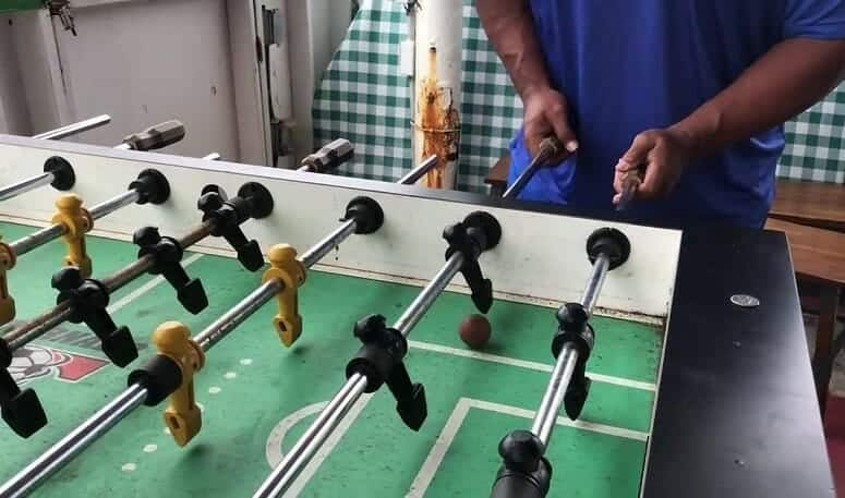 Pleasing Should You Buy A Used Foosball Table Important Things To Know Download Free Architecture Designs Scobabritishbridgeorg
