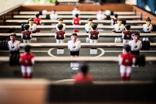 Foosball Players