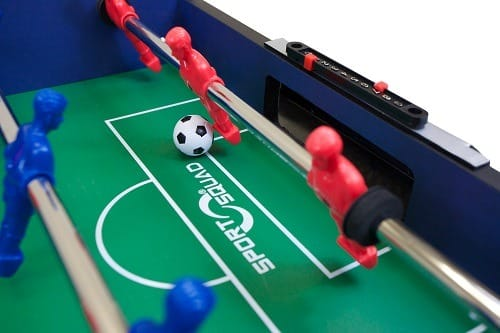 Players On Sport Squad FX40 Foosball Table