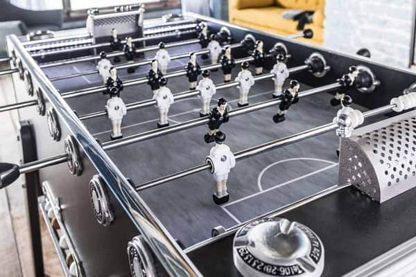 Advantages Of Retro Foosball Tables