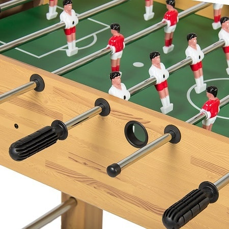 Foosball Table Steel Rods