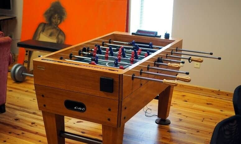 Super Should You Buy A Used Foosball Table Important Things To Know Download Free Architecture Designs Scobabritishbridgeorg