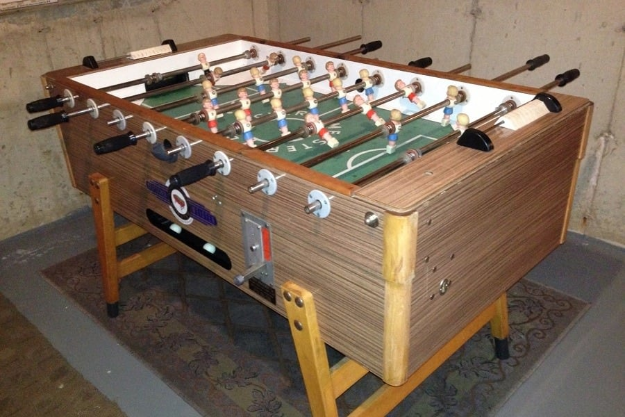What You Need To Know About Vintage Foosball Tables