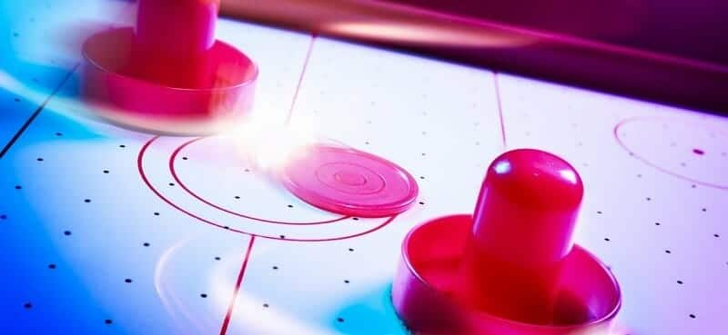 Foosball Vs. Air Hockey: Comparing Two Favorite Table Games