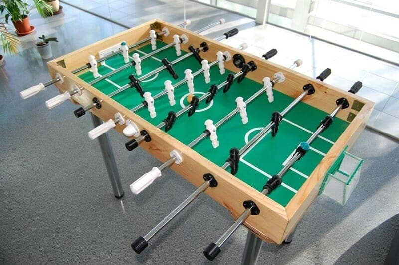 How To Build A Full-Size Foosball Table